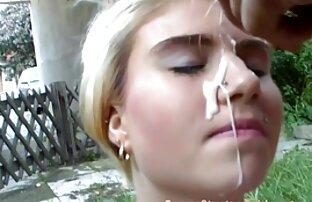 Համբույր հետեւից-սափրված, մութ, ընկերներ մեծ բնական կուրծք